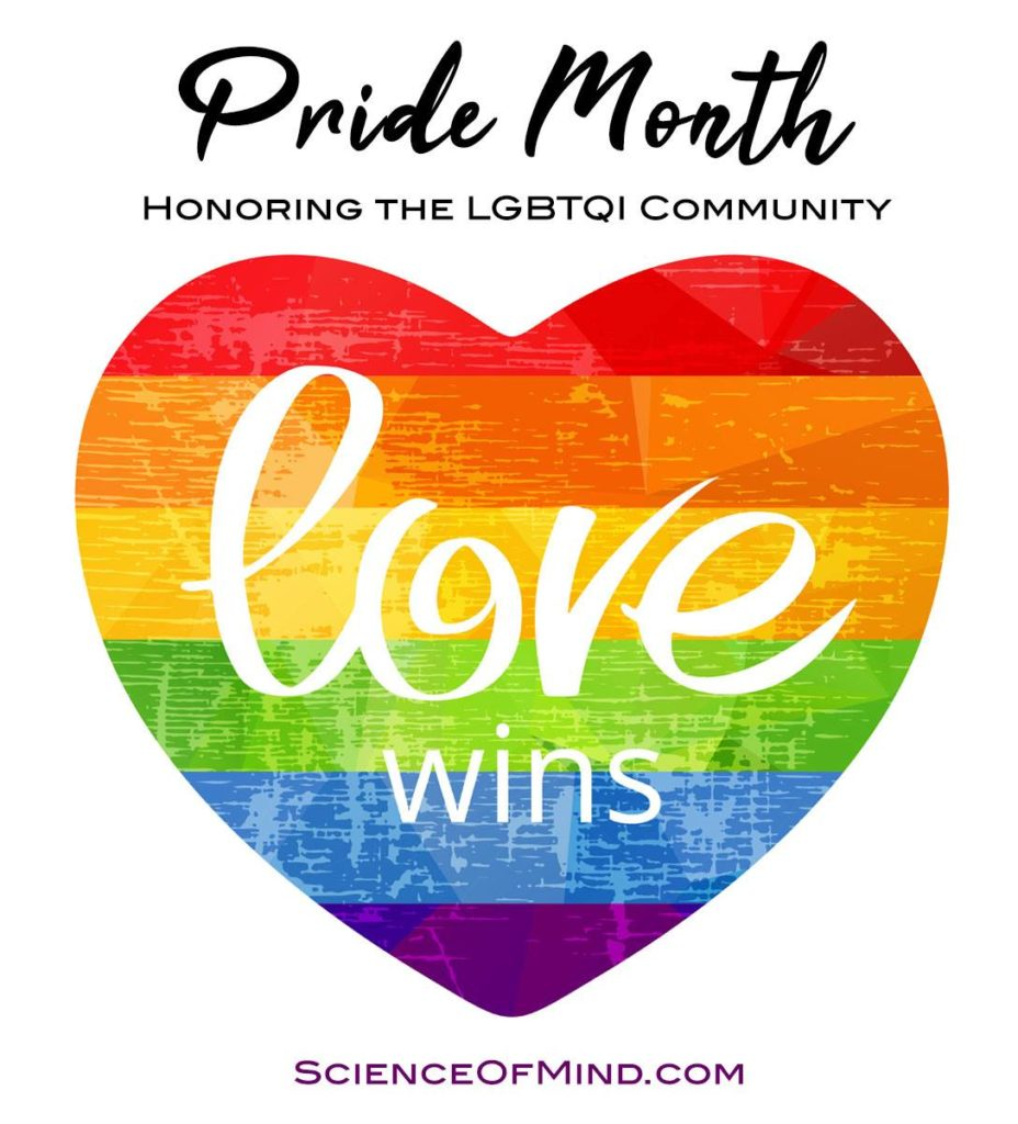 Pride Month - Love Wins