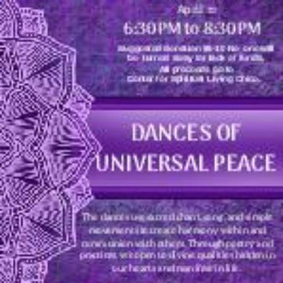 Spiritual Dance Practices to create Harmony and Balance