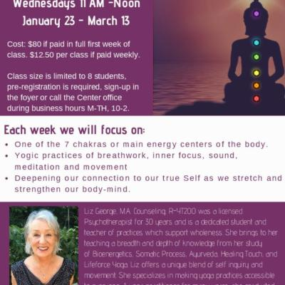 Yoga classes to attend in Chico Ca