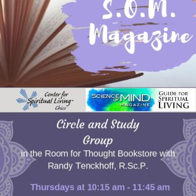 Science of Mind Magazine at Center for Spiritual Living, Chico. Get to Know Center for Spiritual Living's beliefs