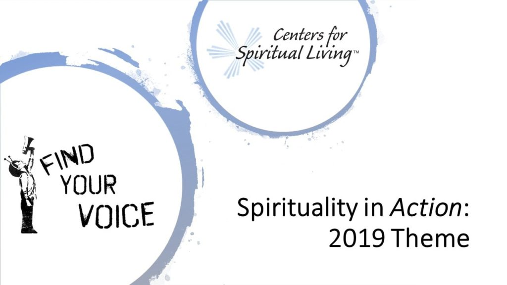 Center for Spiritual Living Chico 2019 highlights