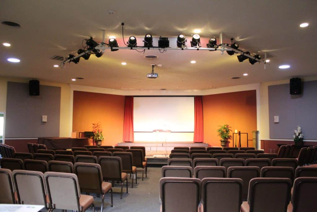 Rent stage venues in Chico ca