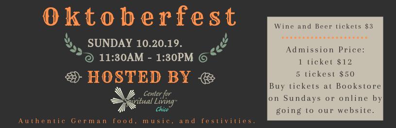 Oktoberfest in Chico 2019
