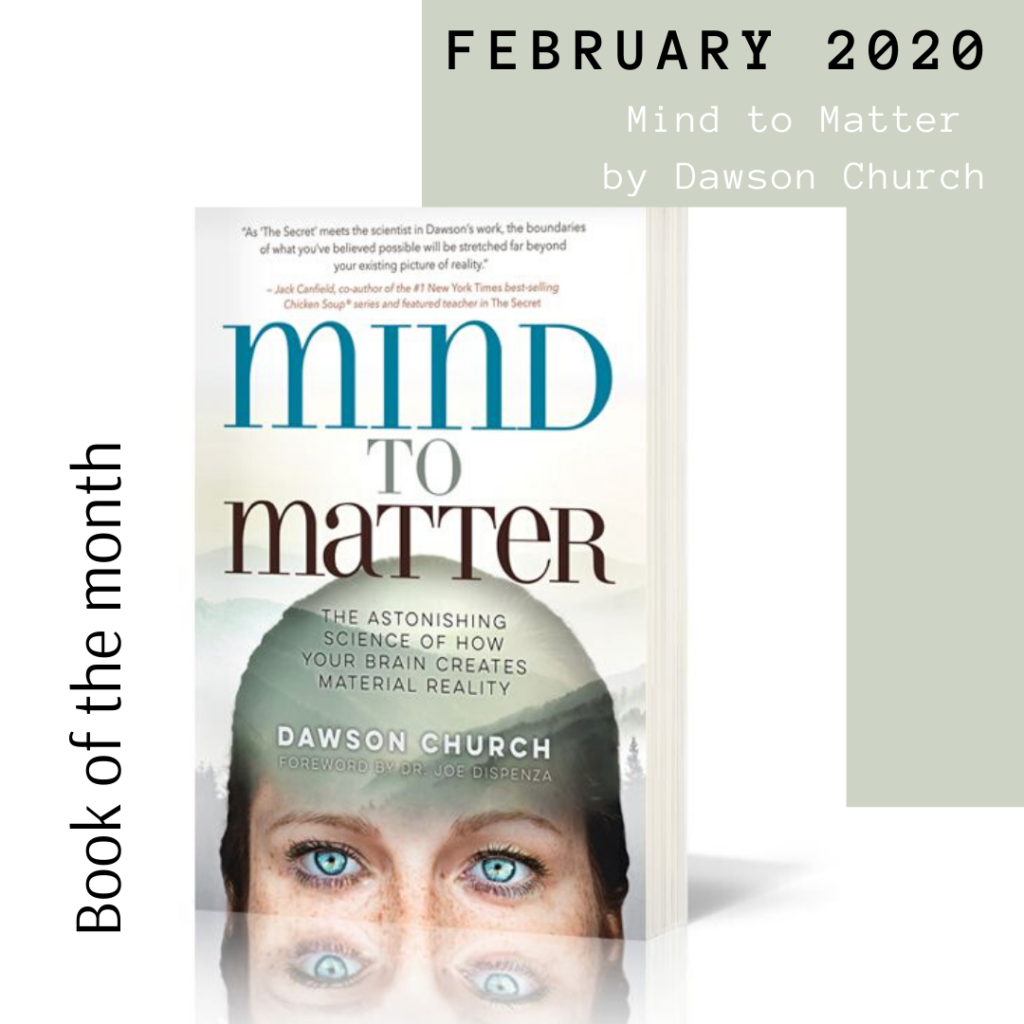 Mind to Mater by Dawson Church