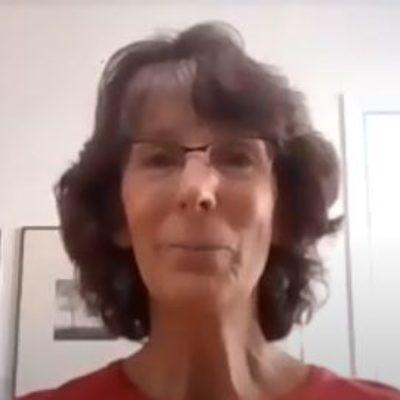 Capture-Of-Vicki-Lopez-Registered-Scicence-of-Mind-Practitioner screnn shot of online youtube guided meditation