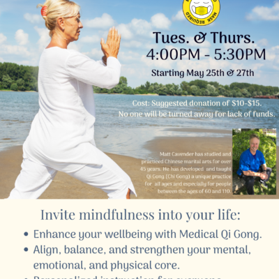 Physical fitness classes in Chico Ca Tai Chi in Chico California with Matt Cavedar physical fitness for seniors 2021