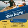 Fun Family outdoor activities for Butte County, Chico, and Orville 2019