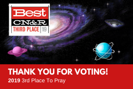 CN&R Best of Chico 2019 Results for Best Place to Pray Chico