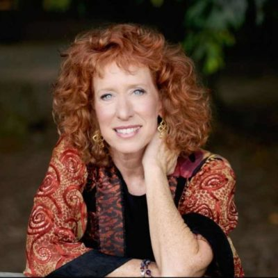 Portrait of New thought musician Karen Drucker