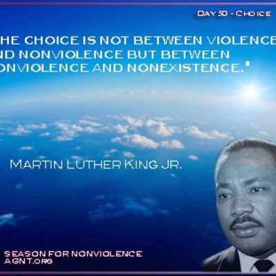 Day 50 Martin Luther King Jr quote